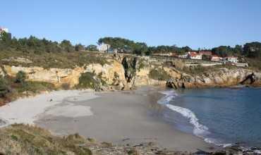Playa de Paxariñas - SANXENXO